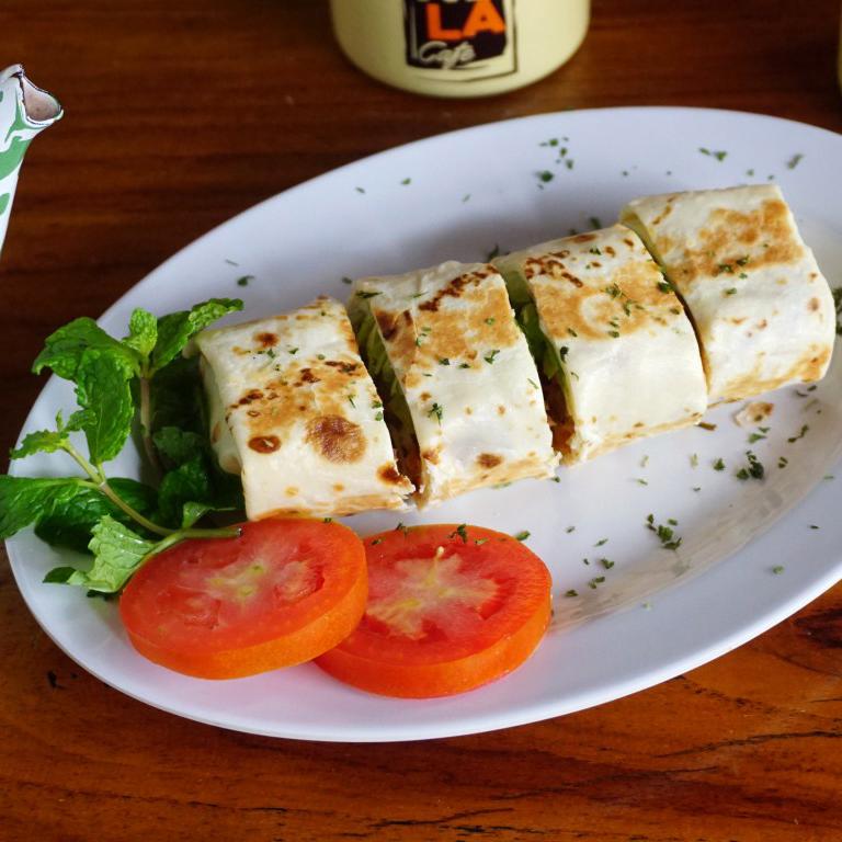 Beef Tortilla Wrap Warung Kelontong